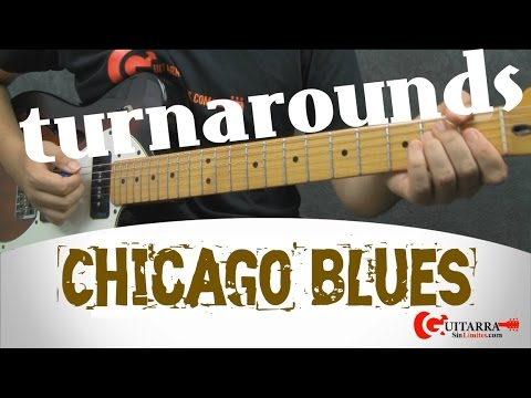 Cómo tocar blues: turnaround estilo chicago blues