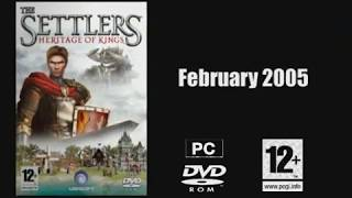 The Settlers V: Heritage of Kings (2004) - Official Trailer