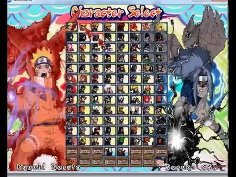 Naruto Infinity Mugen 1 [ 2013 ] [danteg9 y tiloger]
