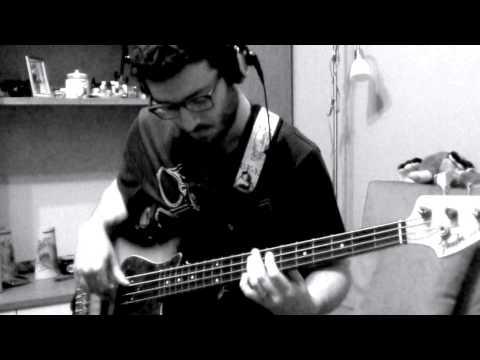 Phoenix - If I ever feel better (Bass Cover)