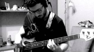 Phoenix - If I ever feel better (Bass Cover)