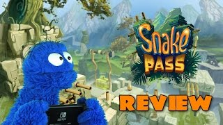 Snake Pass Review │ Snake Mistakes (Video Game Video Review)