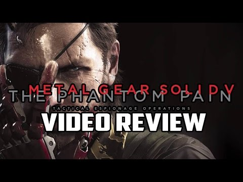 Metal Gear Solid V: The Phantom Pain PC Game Review