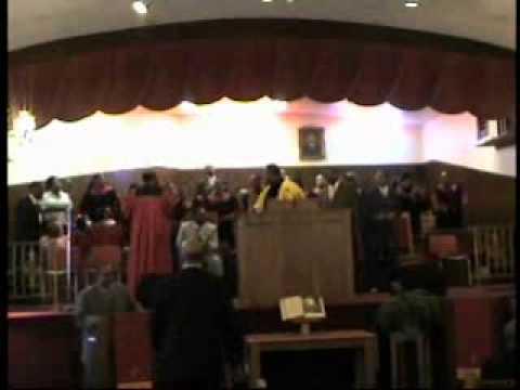 New Nazareth Mass Choir-Jesus is my way
