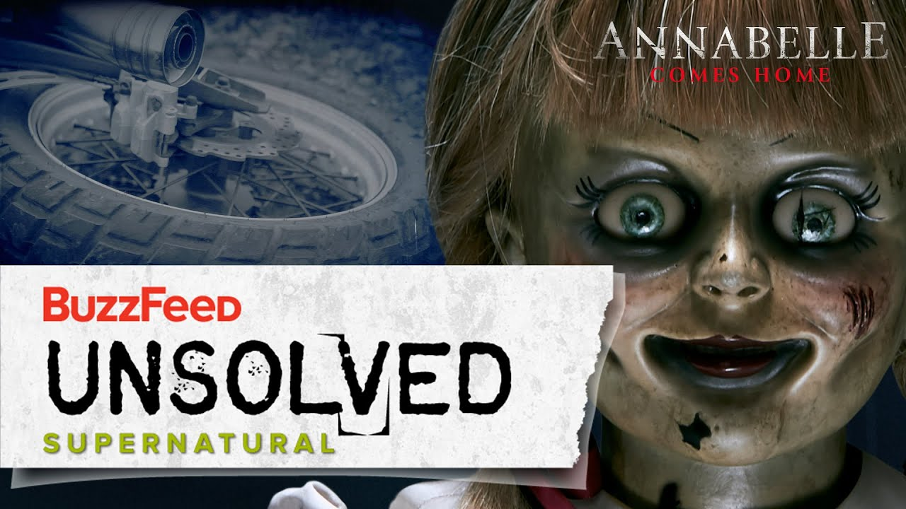 Download Coming Soon: The Demonic Curse of Annabelle the Doll