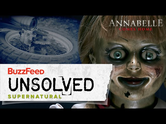 Coming Soon: The Demonic Curse of Annabelle the Doll