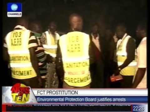 Big Story: Prostitution in Nigeria's capital, Abuja