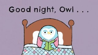 GOOD NIGHT OWL by GREG PIZZOLI Book Trailer