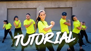 MC Gustta e MC DG - Abusadamente  (Dance Tutorial) Choreography | MihranTV