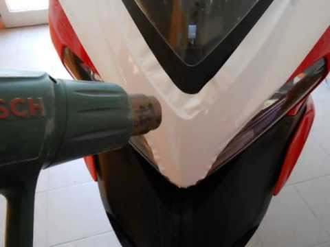 Bianco Vulturbike Adhesivos para Ducati Multistrada 1200 2015//16//17