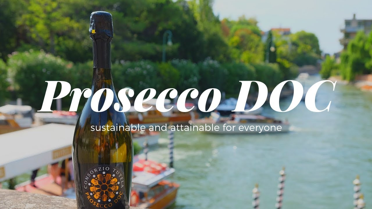 Prosecco Doc Sparking Wine That S Sustainable Attainable