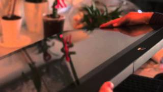 Repeat youtube video Unboxing HP ENVY Recline All In One Touchscreen PC