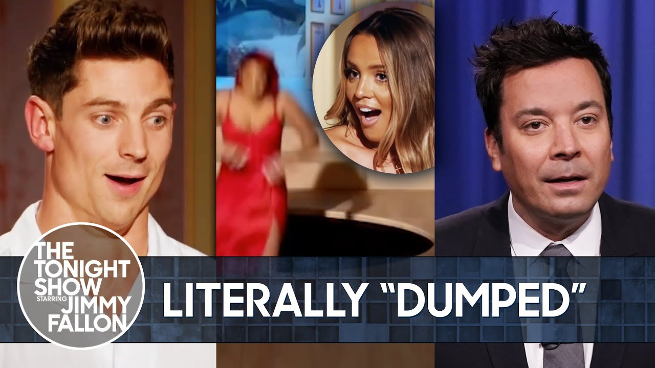 Download Dangerous Dating Show Dumps Rejects in a Hole, New Tax on Billionaires Unveiled | The Tonight Show