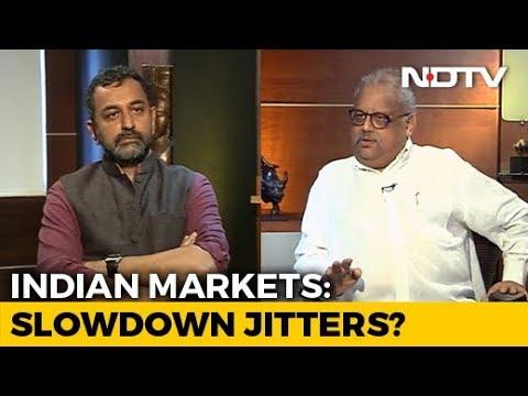 'Slowdown Not As Bad As Made Out': Top Investor Rakesh Jhunjhunwala