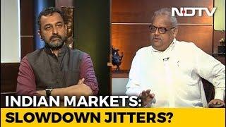 """Slowdown Not As Bad As Made Out"": Top Investor Rakesh Jhunjhunwala"