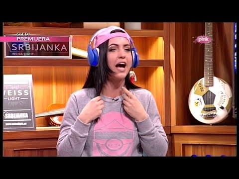 Muzicka opstrukcija - Mimi Mercedez i Kaya - Ami G Show S09