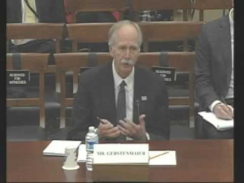 Hearing: An Update on Space Launch System & Orion (EventID=102802)