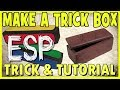 Build a Wooden Magic Box and Learn an ESP Mind Reading Trick