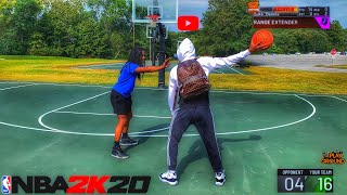 NBA 2K20 MYPARK IN REAL LIFE! BEST BUILD AND ARCHETYPES IN REAL LIFE NBA 2K20!