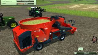 Repeat youtube video [TUTO COMPLET] Comment s'occuper des vaches sur Farming Simulator 2013