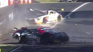 Motorsport crashes and fails 2018 week 5