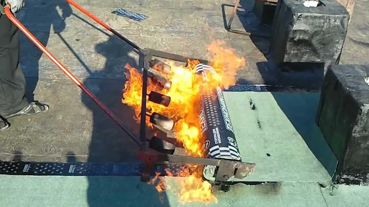 схема подключения газовой горелки к балону