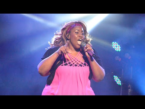 UnfinishedStronger  Mandisa  Pulse Fest 2017