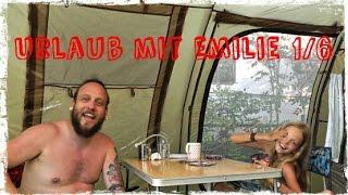 Camping am Bodensee | Urlaub mit Emilie | VLOG 1/6