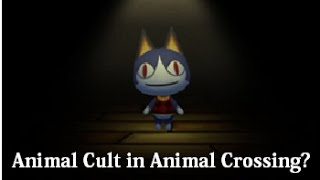 Animal Cult in Animal Crossing?