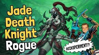 Jade Death Knight Rogue Decksperiment - Hearthstone