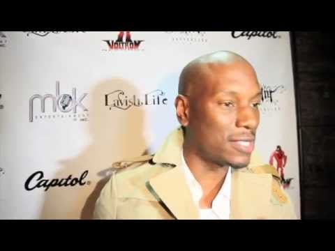 "Tyrese talks about ""Open Invitation"""