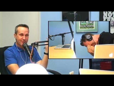 Never Not Funny - Jimmy Cracks Matt Up