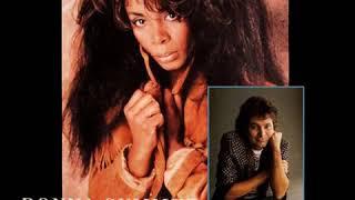 Donna Summer & Mickey Thomas - Only The Fool Survives (LYRICS)
