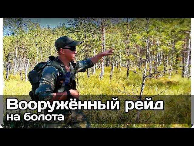 [РВ] Вооружённый рейд на болота