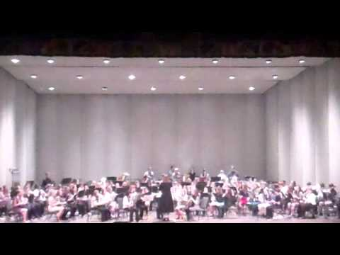 KMEA District 8 Middle School Honor Band; Ancient Voices, Michael Sweeney