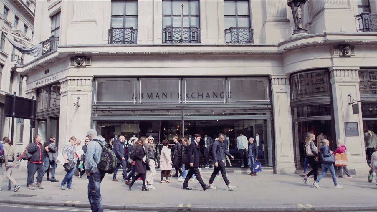 10c7b870 Club 21 | Armani Exchange Customer Story - YouTube