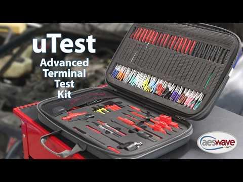 AES UTest Advanced Terminal Test Kit