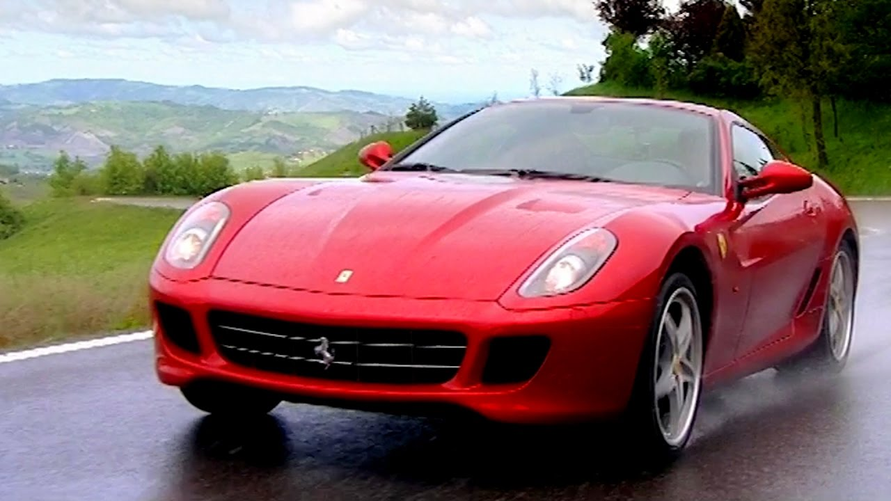 Testing The Ferrari 599 Gtb Fiorano Hgte With Sir Stirling Moss Fifth Gear
