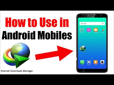 How To Use IDM In Any Android Moblies Easy Method  By ( TECH JUST 4 YOU )