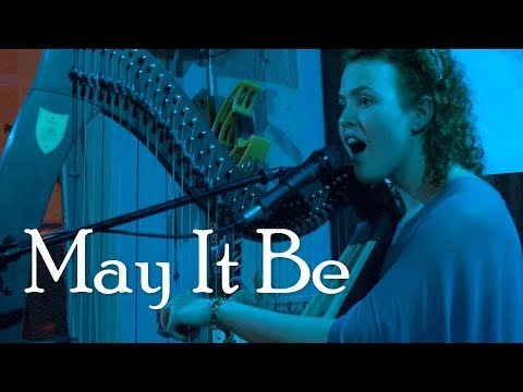 May It Be  HARP  VOICE ChristyLyn