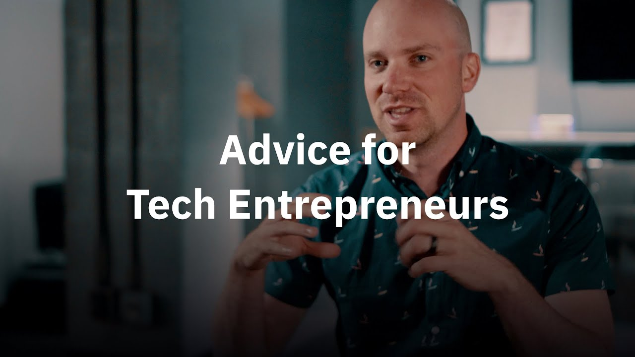 Advice for Tech Entrepreneurs | from Laravel founder Taylor Otwell