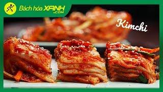 Cách làm KIM CHI CẢI THẢO chuẩn Hàn Quốc CỰC NGON, GIÒN VÀ THẤM VỊ, cả nhà ai ăn cũng đều mê mẩn