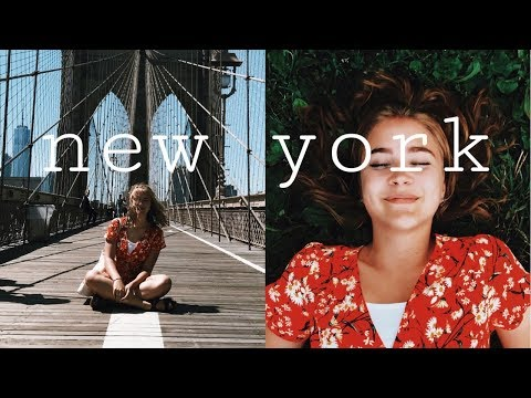 new york city 2018 | travel diary