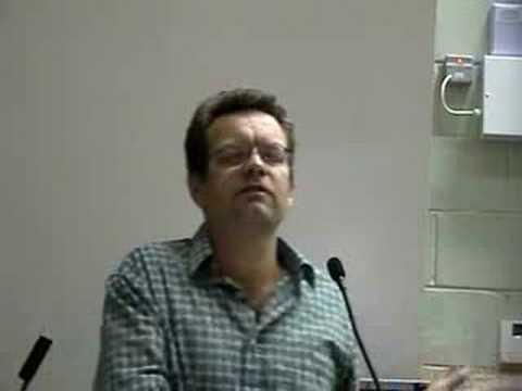 Mark Curtis - International Conference Against Terrorism