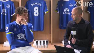 #AskBarkley | Ross Barkley answers your questions