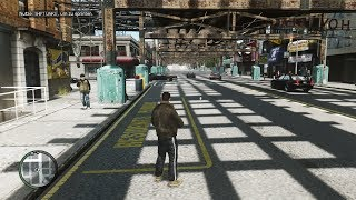 Gta IV Gameplay PC