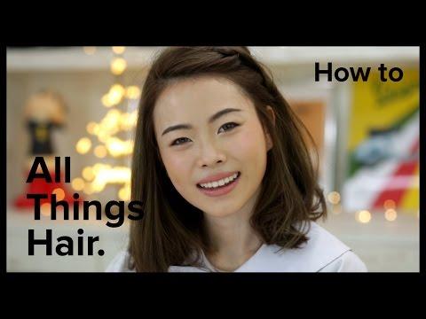 ทรงผมสั้นสาวหน้ากลม โดย Jane | All Things Hair - How to