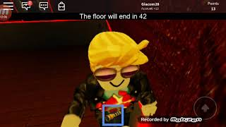 The scary roblox elevator (fun and scary).