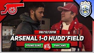 """We MISSED Mesut Ozil Today!"" | Arsenal 1-0 Huddersfield"