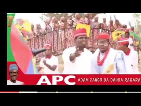 Download Baba Buhari Tuna Baya Full Song_ Adam A. Zango_Rarara_Ado_Gwanja_Abubakar Sani_2019